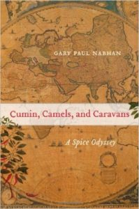 Cumin, camels and caravans book cover